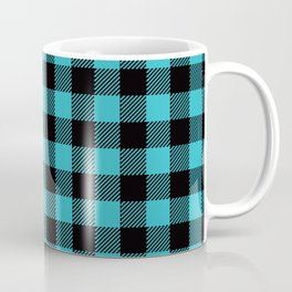 PNW Plaid Douglas Fir Coffee Mug