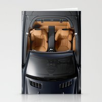 cars Stationery Cards featuring Cars by ThreeBoys