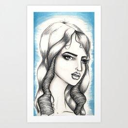 Perrin Art Print