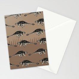 ChocoPaleo: Ankylosaurus Stationery Cards