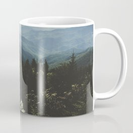 Smoky Mountains - Nature Photography Coffee Mug