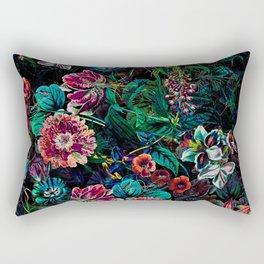 EXOTIC GARDEN - NIGHT IX Rectangular Pillow