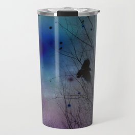 Just Around Midnight Travel Mug