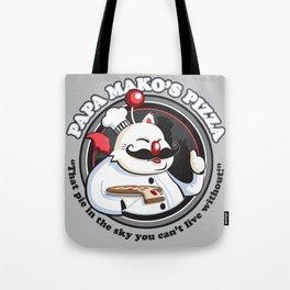 Papa Mako's Pizza Tote Bag