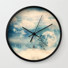 I know a place... Wall Clock