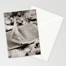 Read To Me Stationery Cards