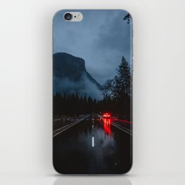 Moody Yosemite Valley iPhone Skin