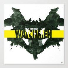 Watchmen 2.0 - Rorschach Canvas Print