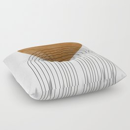 Arch III Floor Pillow