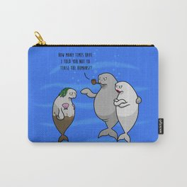 Poor Desperate Sailors - The Real Mermaids Carry-All Pouch