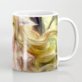Mavis Vermillion Coffee Mug