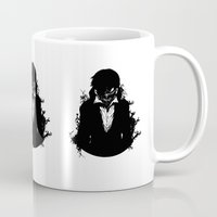 tokyo ghoul Mugs featuring Kaneki Tokyo Ghoul 3 by Prince Of Darkness