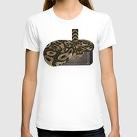 monty python T-shirts featuring Python - Thor by ArtLovePassion