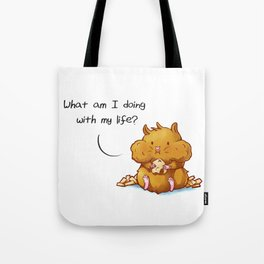What Am I Doing With My Life? Tote Bag