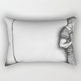 Via dell'Amore Rectangular Pillow
