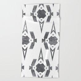 Roam Oklahoma Beach Towel