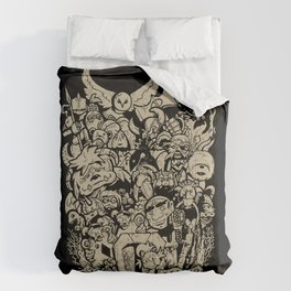 Old Friends Comforters