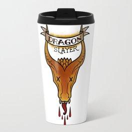 Dragon Slayer Travel Mug