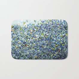 Leo Carrillo Dotted Beach Pattern Bath Mat