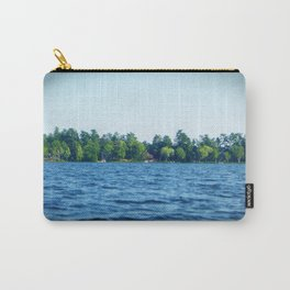 Lake Water View Color Photo Carry-All Pouch
