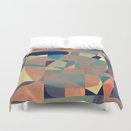 Grand Canyon Expedition Duvet Cover