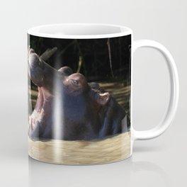 Love on the hippos Coffee Mug