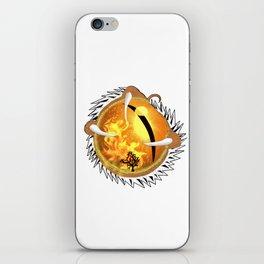 Copperhead Dragon's Eye iPhone Skin
