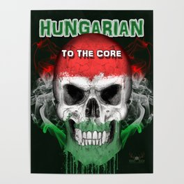 To The Core Collection: Hungary Poster