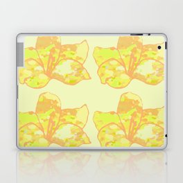 Retro Flower Laptop & iPad Skin