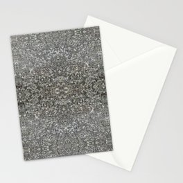 Facing Granite Pattern Stationery Cards