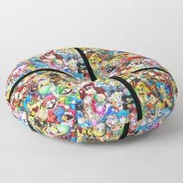 Nintendo Tribute Floor Pillow