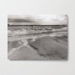 The beach belle mare Metal Print