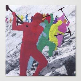 Chain Gang Canvas Print