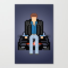 PixelWorld vol. 2   #27 Canvas Print