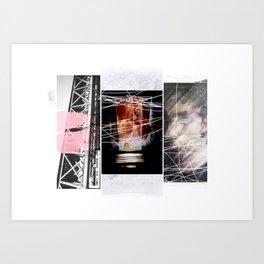 ROUGHCut#08292015 Art Print