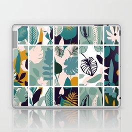 The Leaf Patern Laptop & iPad Skin