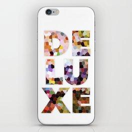 Deluxe iPhone Skin