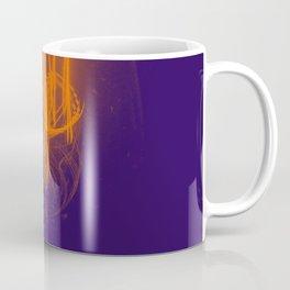 Purple Light Coffee Mug