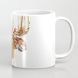 Moose Head Coffee Mug