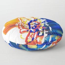 Abstractonaut V1 Floor Pillow