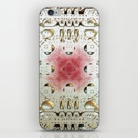 egyptian iPhone & iPod Skins featuring Egyptian Style by Lynn Bolt