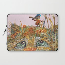 The case on the hunt Laptop Sleeve