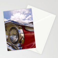 Classic 50's American Car Stationery Cards