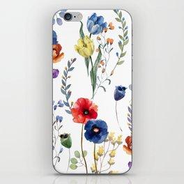 Summer Linen iPhone Skin