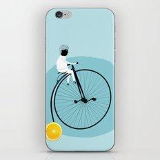 My bike iPhone & iPod Skin