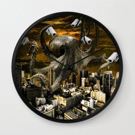 Modern Freedom Wall Clock