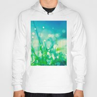 under the sea Hoodies featuring under the sea by Bonnie Jakobsen-Martin