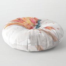 Maple Dragon Floor Pillow