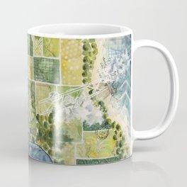 Soaring High Above Coffee Mug