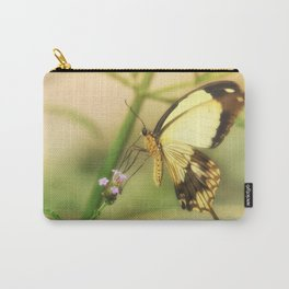 Exotic Butterfly natural beauty Carry-All Pouch